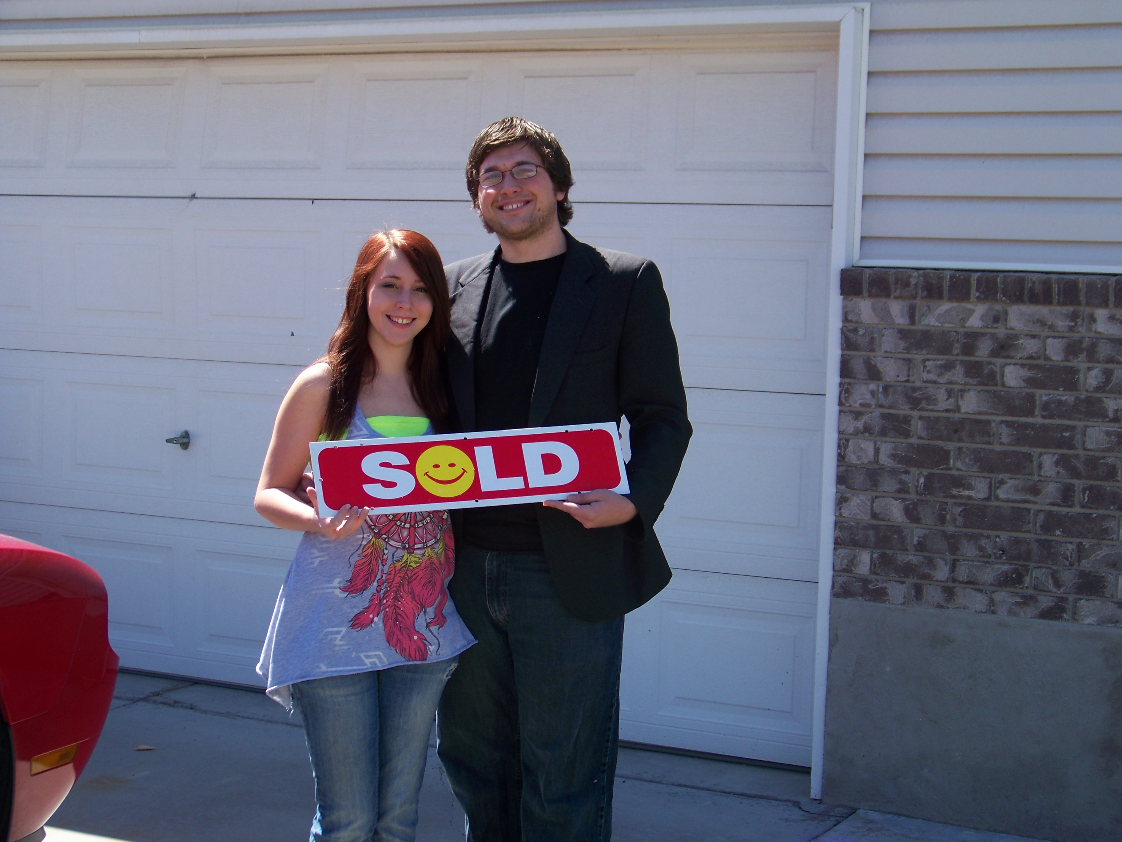 Devin & Susan V. First Time Home Buyers