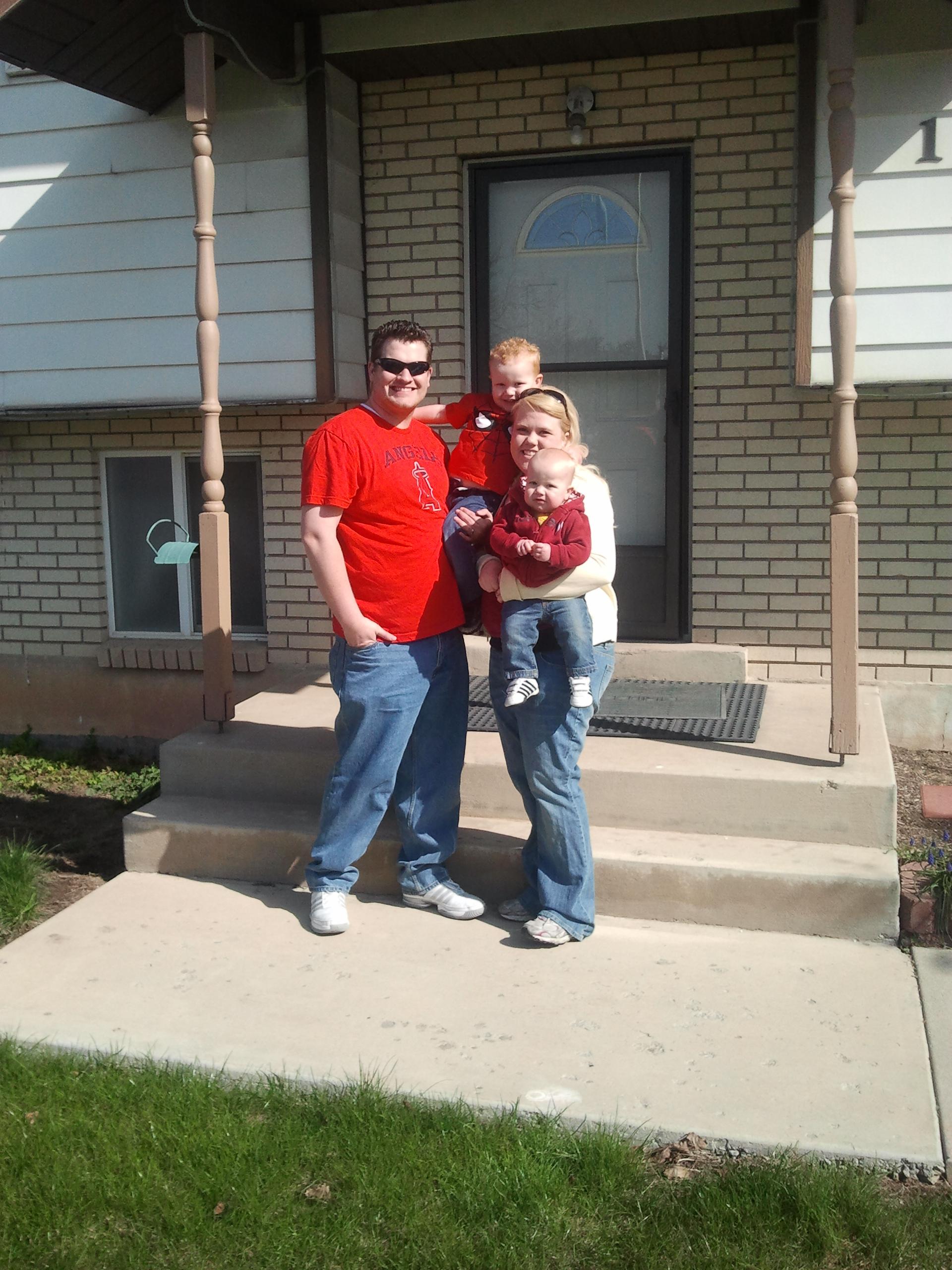 Locate Utah Homes The Christensen Family Testimonial